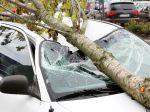 Ako riešiť škody na majetku, ktoré spôsobila víchrica