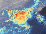 Video:Takto ovplyvnila karanténa znečistenie vzduchu v Číne,potom sa však situácia zmenila