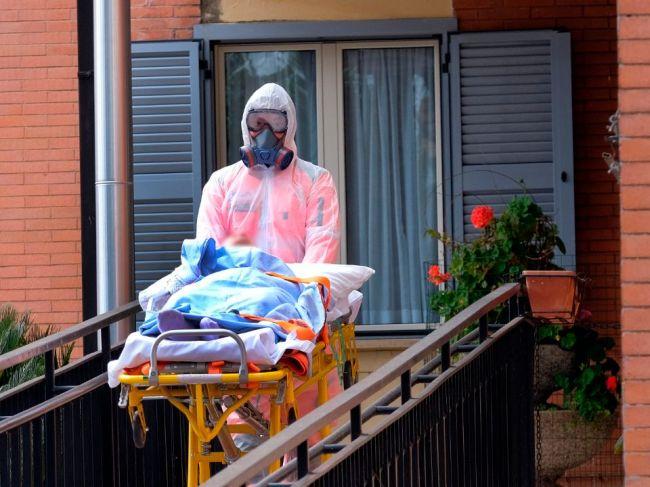 V Taliansku podľahlo koronavírusu ďalších 683 ľudí