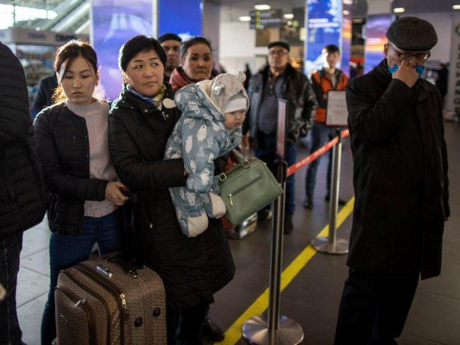 Rusko od piatka pre koronavírus pozastaví medzinárodné lety