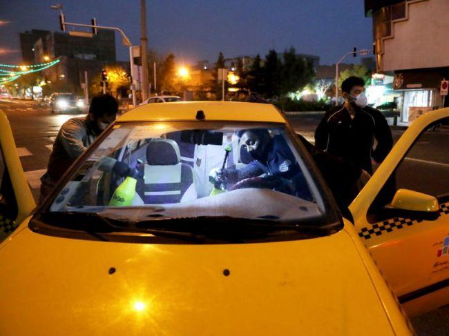 V Iráne zakázali medzimestské cestovanie v obave pred druhou vlnou koronavírusu