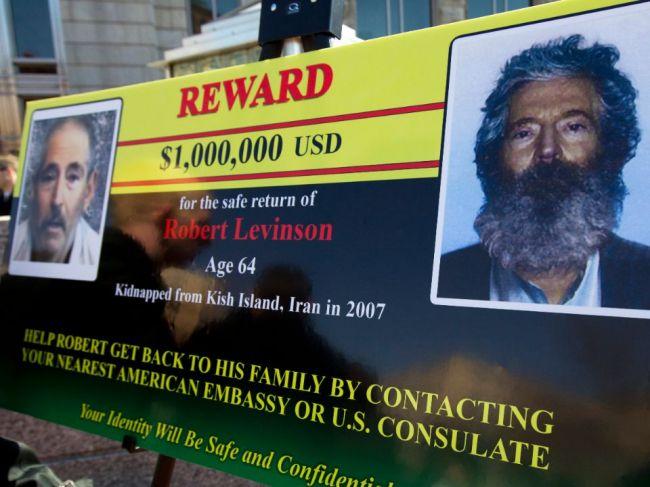 Nezvestný bývalý agent FBI Levinson opustil Irán už pred rokmi