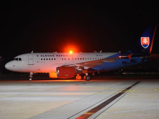 MZV zvažuje využiť na repatriácie aj letku rezortu vnútra,nebude to však zadarmo