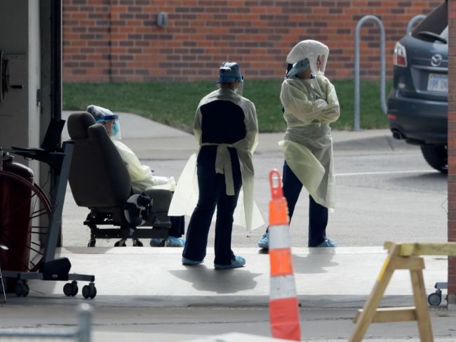 FBI prekazila bombový útok na americkú nemocnicu v čase pandémie