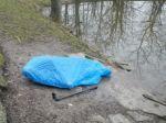 V potoku na východe Slovenska našli ľudské telo