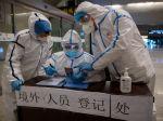 V Číne v nedeľu zaznamenali štyri nové, lokálne prípady nákazy