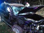 Pri nočnej tragickej nehode prišla o život spolujazdkyňa