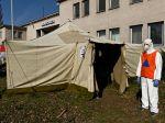 Personál a pacienti nemocnice v Bojniciach majú negatívne výsledky na nový koronavírus