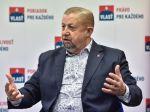 Ústavný súd odmietol sťažnosť Štefana Harabina na prezidentské voľby
