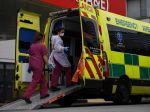 Británia hlásila rekordných 684 nových úmrtí na koronavírus