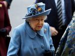 Britská kráľovná bude mať v nedeľu mimoriadny prejav o pandémii koronavírusu