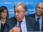 Šéf OSN o krajinách vo vojne a koronavíruse: Najhoršie ešte len príde