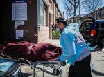 V štáte New York evidujú už vyše 100.000 nakazených koronavírusom