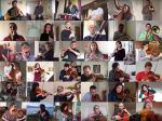 Francúzsky národný orchester nahral v karanténnej izolácii skladbu Boléro