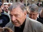 Austrálskeho kardinála Pella pustia z väzenia, uspel s odvolaním na súde