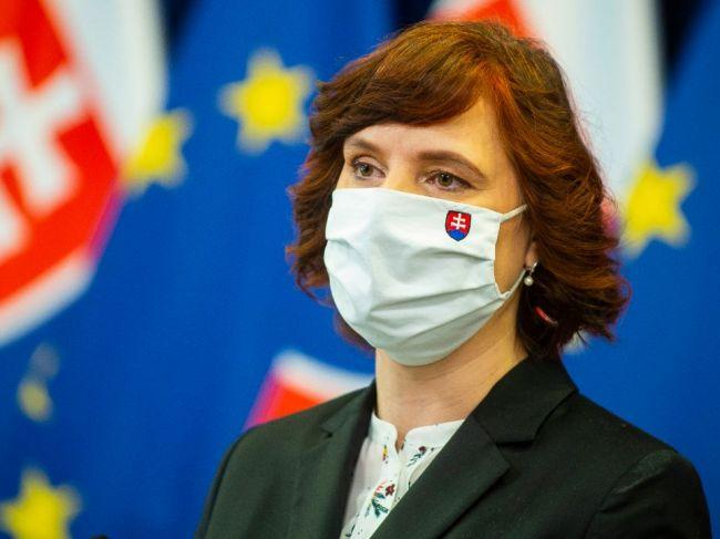 Remišová: Vyhlásili sme prvú výzvu z eurofondov na boj s COVID-19