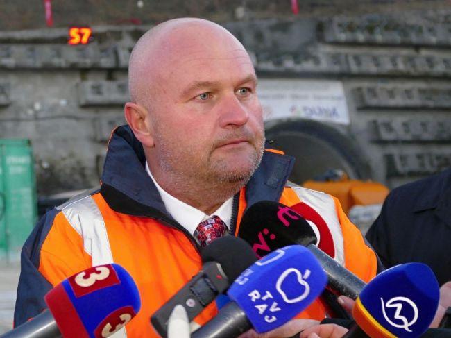 Minister dopravy odvolal generálneho riaditeľa NDS Jána Ďurišina