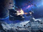 Vyhrajte pozemok na Mesiaci s hrou World of Tanks Blitz