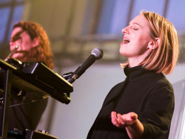 Online koncert Kataríny Málikovej sledovali diváci na Slovensku i vo Francúzsku