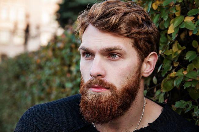 Toto je pravý dôvod, prečo sa u mužov vyvinuli chlpy na brade