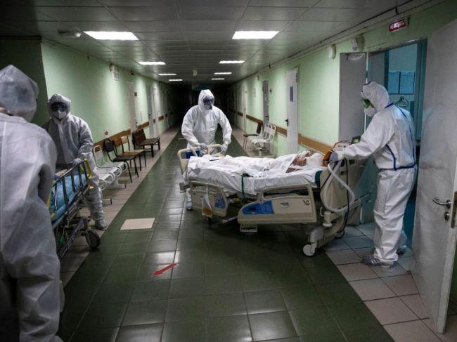 Rusko očakáva v máji výrazný nárast úmrtí na COVID-19