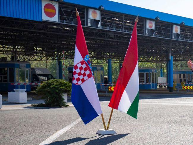 Chorvátsko otvorí koncom mája hranice so SR, ČR, Maďarskom i Rakúskom