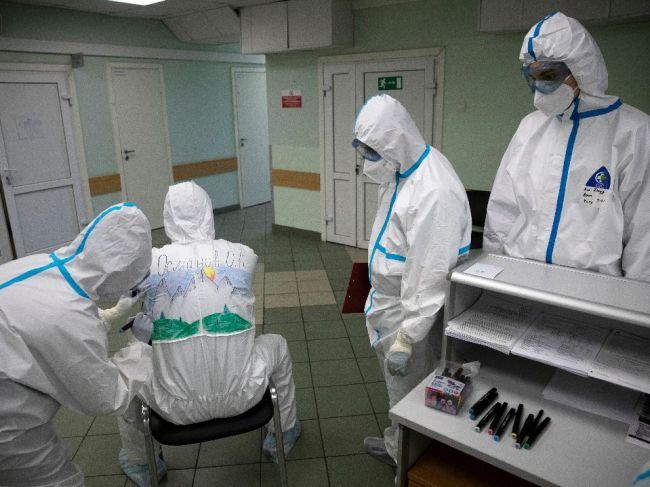 Rusko hlási 9434 nových prípadov choroby COVID-19 a ďalších 139 úmrtí