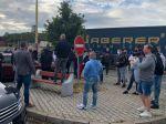Protestujúci na diaľnici D1 plánovanú blokádu zmenili na pomalú jazdu