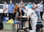 Vo Wu-chane otestovali už viac ako 6,5 milióna ľudí