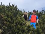 Video: Za chlapcom sa zjavil medveď, jeho reakcia bola ukážková