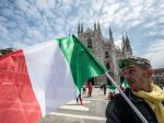 Taliansko potvrdilo 593 nových prípadov nákazy koronavírusom a 70 ďalších úmrtí