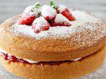 Video: Cukrári kráľovnej Alžbety prezradili recept na obľúbený kráľovský koláč