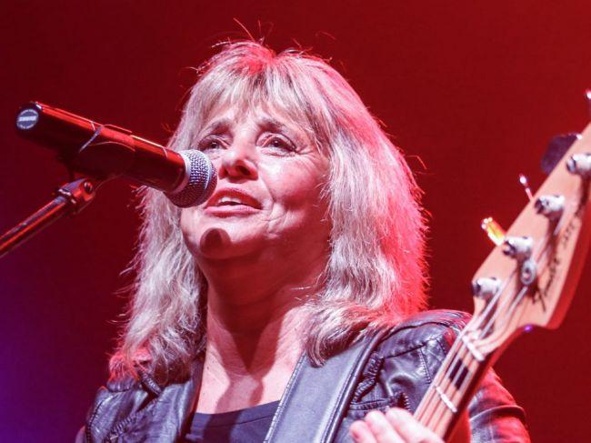 Americká rockerka Suzi Quatro oslávi 70. narodeniny