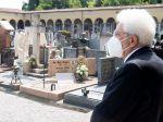 Mattarella: Taliansko počas koronakrízy ukázalo svoju najlepšiu tvár