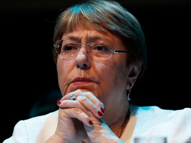 Bacheletová: Pandémia odhalila rasovú nerovnosť voči menšinám