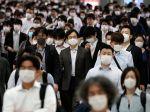 Tokio pre nárast nakazených vyzvalo ľudí, aby zostali doma
