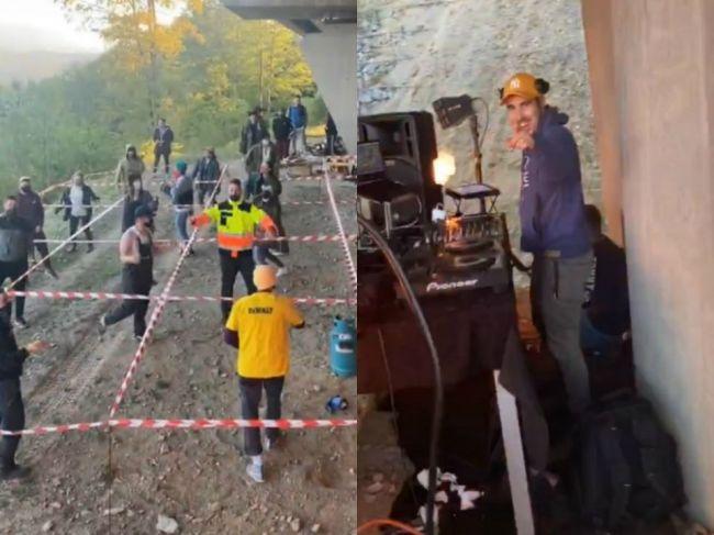 Video: Slováci usporiadali divokú párty, takto si poradili so sociálnym odstupom