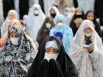 V Iráne zaznamenali rekordný nárast počtu nakazených koronavírusom