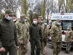 Zelenskyj súhlasí s legalizáciu súkromných armád na Ukrajine