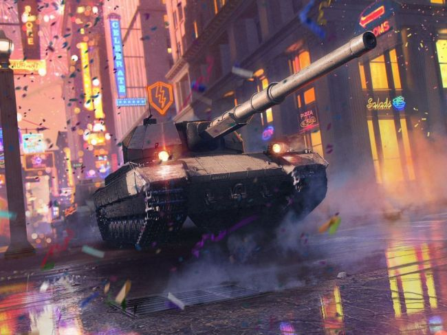 World of Tanks Blitz oslavuje šieste výročie