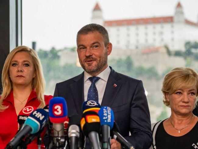 Pellegrini  prezradil meno novej strany, začína zbierať podpisy