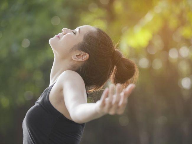 Laureát Nobelovej ceny: Správny postup pri dýchaní vás môže ochrániť aj pred vírusmi