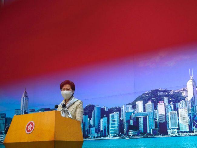 Čína údajne schválila zákon o národnej bezpečnosti pre Hongkong