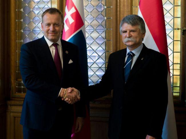 Kollár sa Budapešti zhodol s Kövérom na snahe ešte viac zlepšiť vzájomné vzťahy