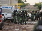 Útok ozbrojencov v Mexiku si vyžiadal najmenej 24 obetí a sedem zranených
