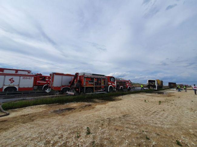 Hromadná nehoda v Poľsku: Medzi zranenými sú aj cudzinci