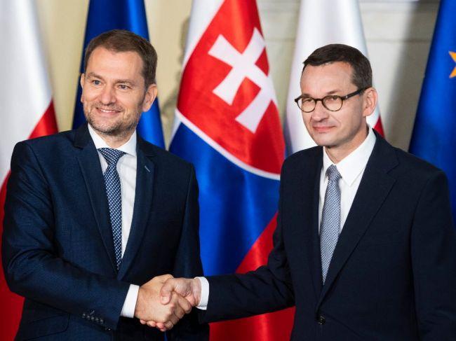 Matovič vo Varšave: Poľsko je pre Slovensko vzorom v boji proti korupcii