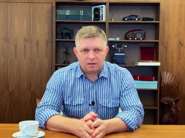 Video: Podľa Fica neexistuje žiadny dôvod na väznenie Kičuru, reagoval aj na Sklenku
