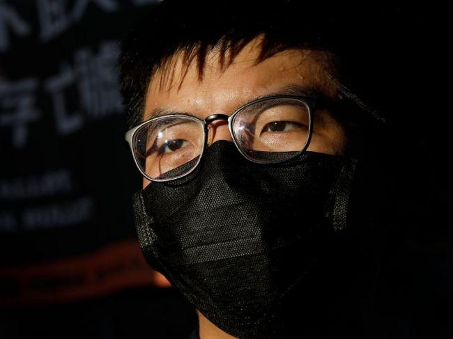 Joshua Wong: Svet musí držať s Hongkongom proti jeho obmedzovaniu Čínou