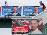 Poliaci hlasujú v 2. kole prezidentských volieb, výsledky budú zrejme tesné